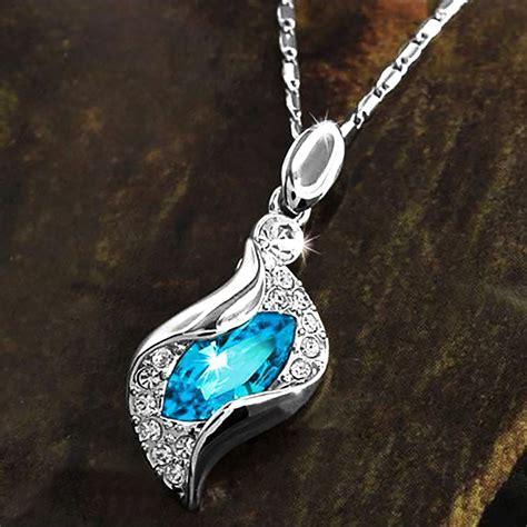 Eternal Memories Jewelry Set, Blue Ocean - Primo Comfort