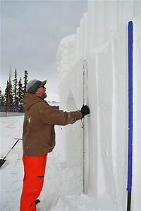 World's largest snow fort under construction at Keystone ...