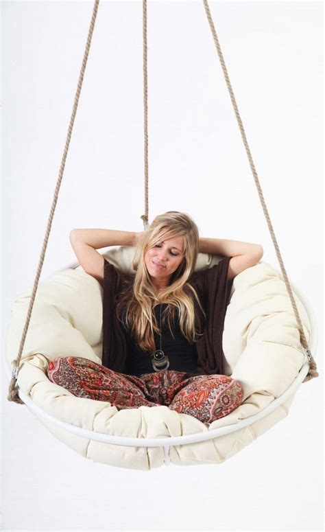 hanging papasan chair diy 1000 ideias sobre jogo de cama hippie no