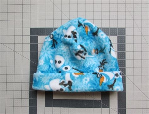 Fleece Hat Template by Create Couture And Easy Fleece Hat Pattern