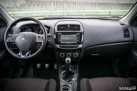 Mitsubishi Asx 2020 Dane Techniczne by Mitsubishi Asx Plus Navi 1 6 Mivec Fl 2017 Test
