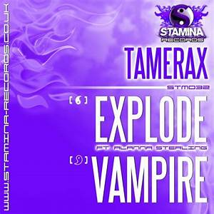 Anthem Combo Chart Tamerax Ft Alanna Sterling Explode By Stamina Records