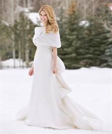 winter wedding gowns white winter wedding dress dresscab