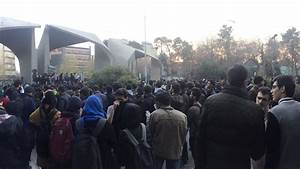 Iran protests have left at least four dead and hundreds ...