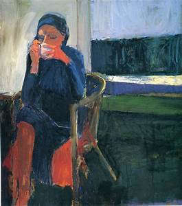 Coffee - Richard Diebenkorn - WikiArt.org - encyclopedia ...