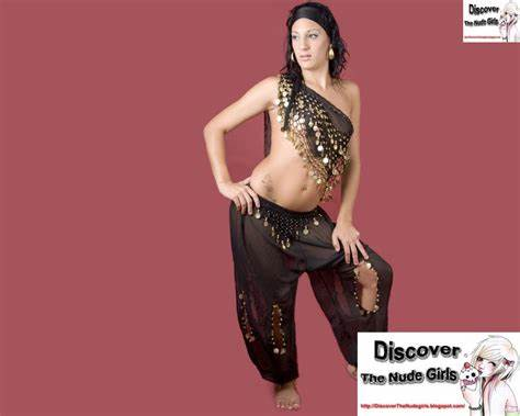 Flawless Arabic Daughter Belly Dancing Hot Belly