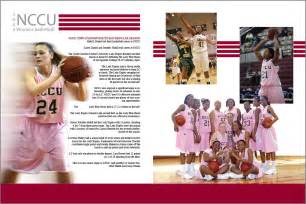 Yearbook Page Layout Templates