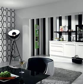 Deco Murale Blanche : decoration noir et blanche ~ Teatrodelosmanantiales.com Idées de Décoration