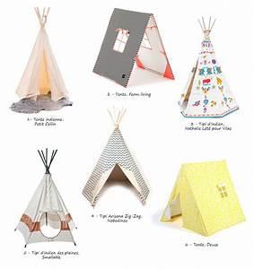 Tipi Enfant Fille : un tipi dans ma chambre ~ Melissatoandfro.com Idées de Décoration