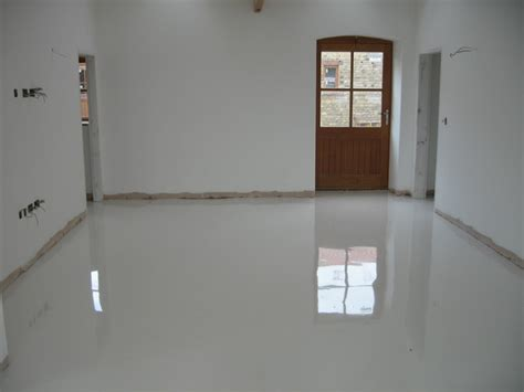 epoxy flooring living room poured epoxy resin flooring modern living room london