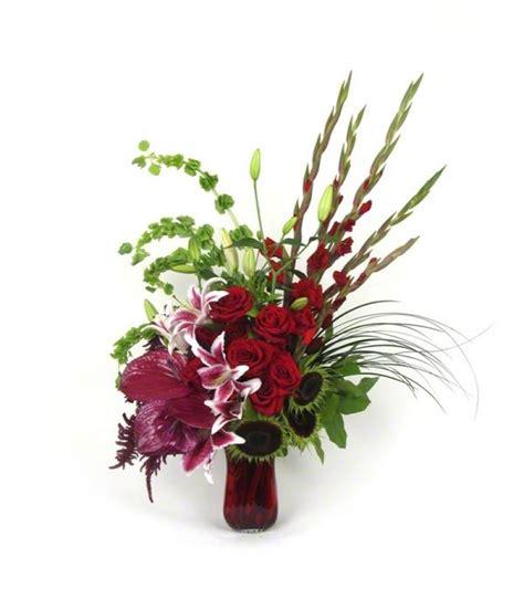 awesome  wedding anniversary flower arrangements