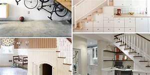 Raum Unter Treppe Nutzen : stauraum unter der treppe 10 tipps um diesen platz richtig auszunutzen ~ Buech-reservation.com Haus und Dekorationen
