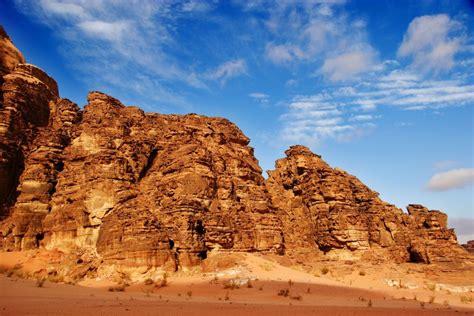 giordania dalle valle della luna alla riserva  dana