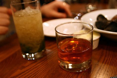 fall drink ideas fall cocktail recipes celebrate autumn with manhattans old fashioneds and more photos huffpost
