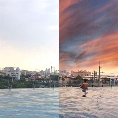 รวมมิตร 4 แอพแต่งรูป แต่งสีท้องฟ้าจืดๆ ให้มีสีสัน ...