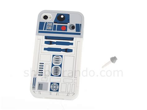r2d2 phone iphone 4 4s wars r2d2 phone with in 3 5mm