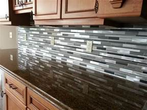 kitchen glass backsplashes 7 best kitchen backsplash glass tiles house design