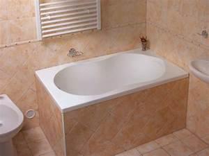 Mini Badewannen Kleine Bäder : kleine rechteckige badewanne modern badewanne other metro von bad design heizung ~ Frokenaadalensverden.com Haus und Dekorationen