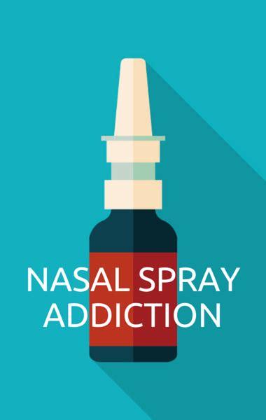 drs health effects  nasal spray addiction treatment