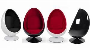 Fauteuil En Oeuf : fauteuil design oeuf fauteuil design mobilier design d 39 int rieur ~ Farleysfitness.com Idées de Décoration