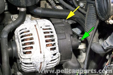 bmw  alternator replacement bmw    bmw
