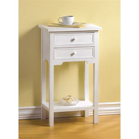 Ideas For Narrow Kitchens - nightstand walmart small nightstands with storage narrow drawers unique nightstands saomc co