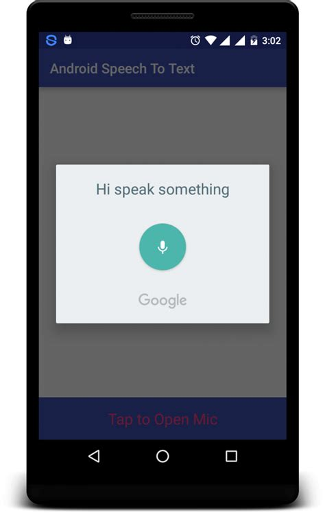 voice texting for android android speech to text exle tutorial nk droid