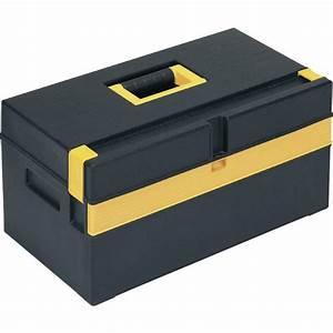 Boite A Outils Vide : bo te outils vide alutec 56550 l x l x h 380 x 270 x ~ Dailycaller-alerts.com Idées de Décoration