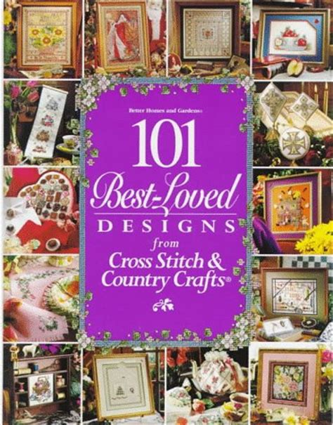 loved designs  cross stitch country crafts  susan  banker