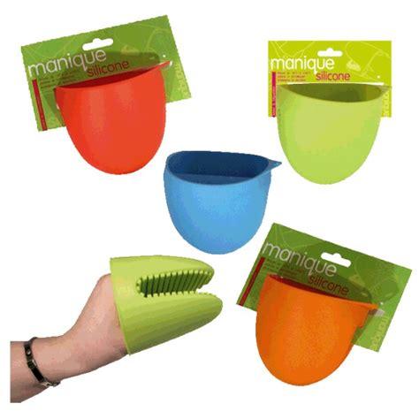 manique cuisine lot de maniques en silicone alimentaire protection anti