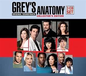 Grey's Anatomy Music images Grey's Anatomy CD Covers ...