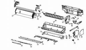 Cabinet Parts Diagram  U0026 Parts List For Model Mw12y1f