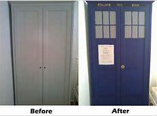 TARDIS wardrobe by vanessaisha on DeviantArt