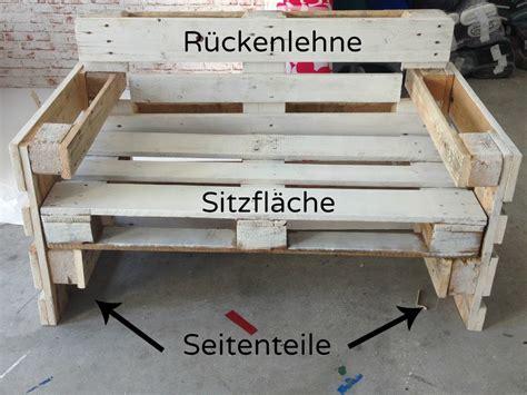 Mit Paletten Bauen by M 246 Bel Aus Paletten Bauen Anleitung