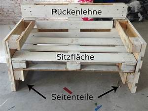 Sitzecke Aus Paletten : m bel aus paletten bauen anleitung ~ Frokenaadalensverden.com Haus und Dekorationen