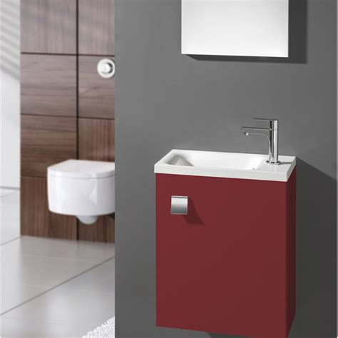 meuble cuisine faible profondeur meuble lave mains avec miroir n 3 coin d 39 o