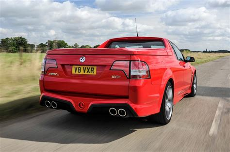 vauxhall vxr8 ute vauxhall vxr8 maloo 2017 review pictures auto express