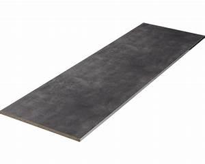 Beton Pigmente Hornbach : meubelpaneel beton rvs afgewerkt 2500 x 300 x 18 mm kopen bij hornbach ~ Buech-reservation.com Haus und Dekorationen