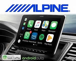 Android Auto Autoradio : alpine halo 9 autoradio ilx f903d carplay android usb ~ Medecine-chirurgie-esthetiques.com Avis de Voitures