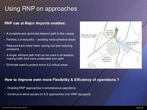 RNP and Parallel Runways Operations