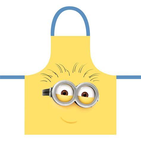 tablier de cuisine hello la boutique des minions