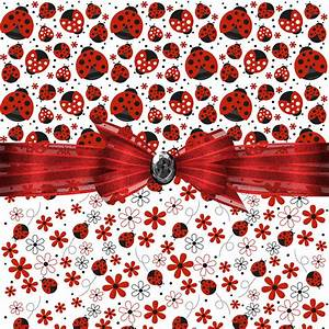Ladybug Magic Digital Art by Debra Miller