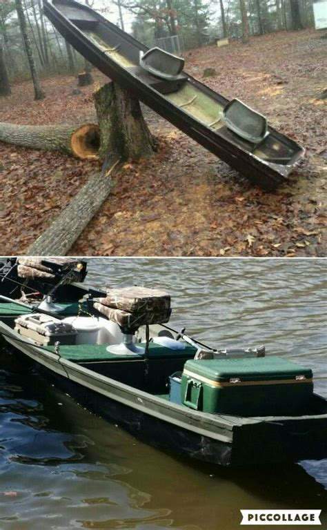 Aluminum Bass Boat Restoration by 1000 Ideas About Jon Boat On Aluminum Boat