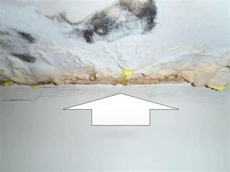enlever le noir sur les joints de salle de bain pose de joint espace entre mur et baignoire