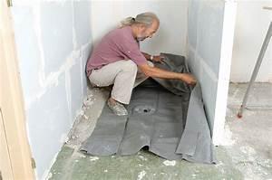 étanchéité Salle De Bain : douche l 39 italienne dans une salle de bains en teck ~ Dailycaller-alerts.com Idées de Décoration