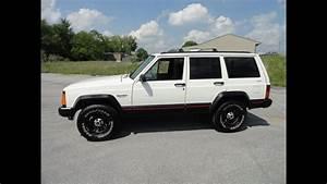 1996 Jeep Cherokee Sport 4 0l Inline 6 Automatic 4x4