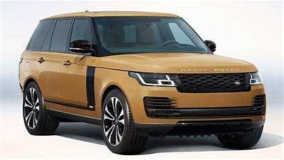 Rover Range 2021 Special Fifty Edition Limited