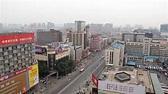 Central Zhengzhou city - China - YouTube