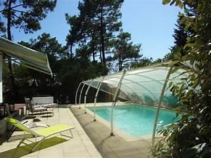 location villa cap ferret la vigne avec piscine securisee With location villa cap ferret avec piscine