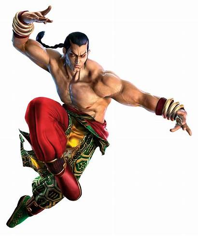 Tekken Feng Wei King Characters Character Artwork